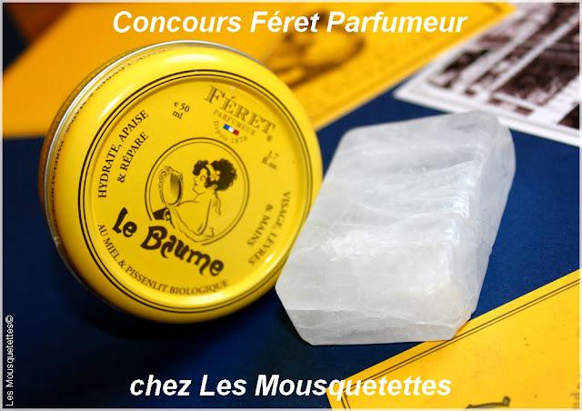 Résultat Concours Féret Parfumeur - Blog beauté Les Mousquetettes©
