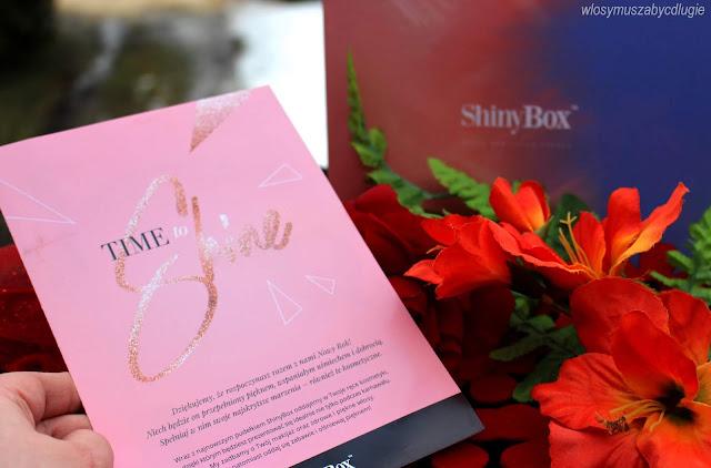 ShinyBox – Time to Shine – Styczeń 2019