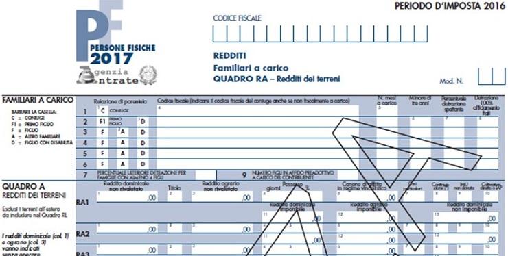 Dichiarazione dei redditi con modello 730 precompilato o for Scadenza presentazione 730 anno 2017