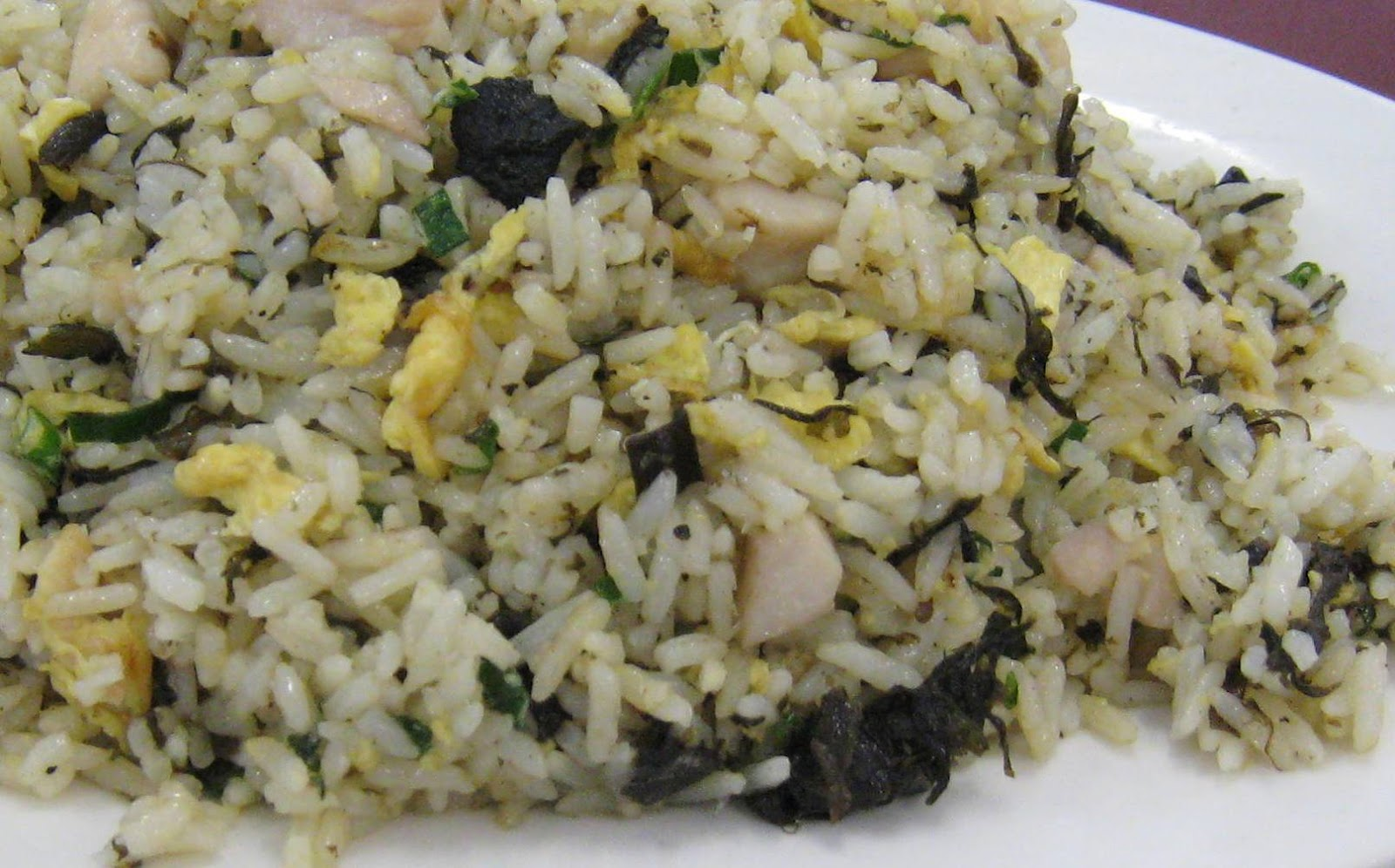 Rice Olives Recipe