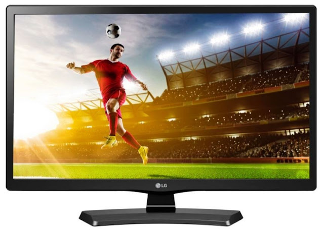 Review dan Harga TV LED LG 24MT48AF 24 inch HD