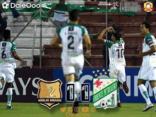 Águilas Doradas 1 - Oriente Petrolero 1 - DaleOoo - Copa Sudamericana 2019