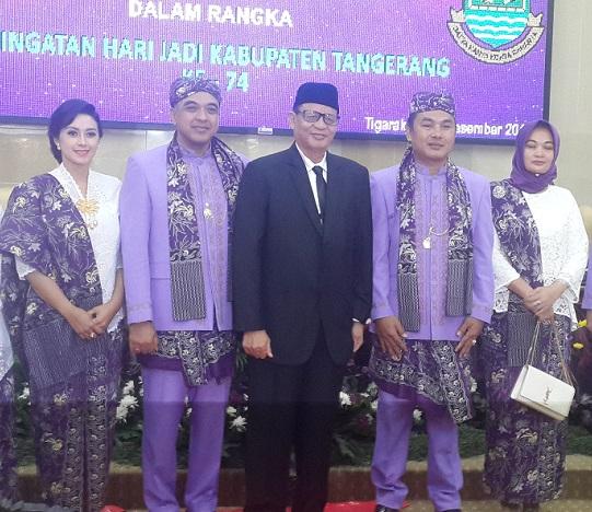 Gubernur Banten: Geser Kebutuhan Warga Jakarta Ke Kabupaten Tangerang