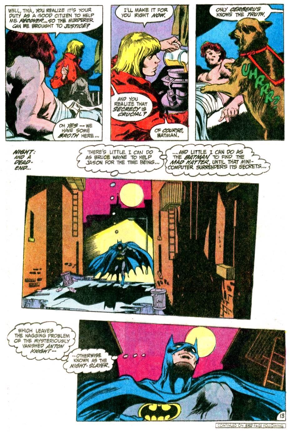 Detective Comics (1937) 545 Page 13
