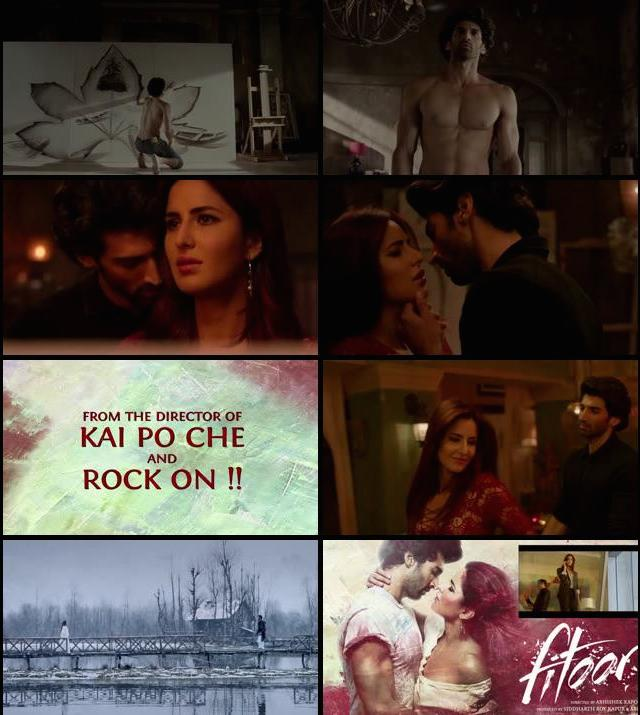 Fitoor Official Trailer 720p HD Download