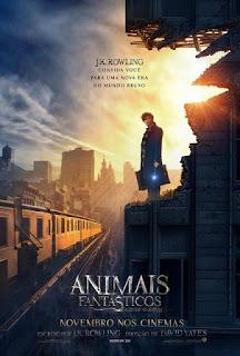 Review Animais Fantásticos e Onde Habitam
