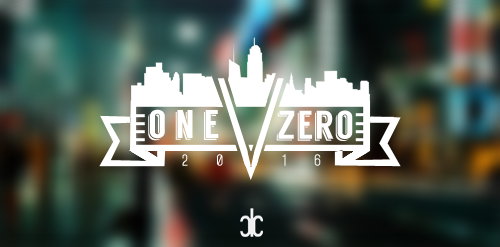 One Zero Five Logo V.2