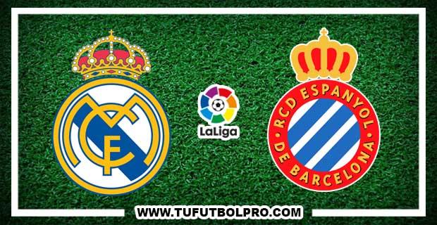 Ver Real Madrid vs Espanyol EN VIVO Por Internet Hoy 18 de Febrero 2017