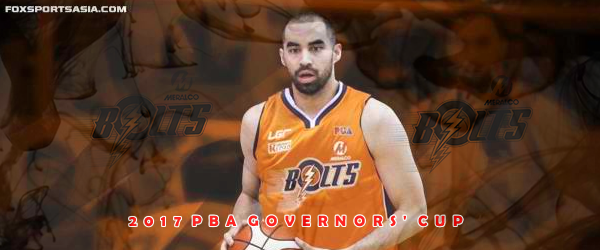 List of Leading Scorers Meralco Bolts 2017 PBA Governors' Cup