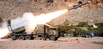 Στα όπλα ο Ελληνισμός: Σε επιφυλακή οι συστοιχίες ΜΜ-40 Exocet στην Κύπρο