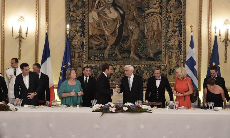 """προεδρικό"""" δείπνο"""