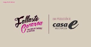 POS3 Fallaste Corazón | Teatro CASA E