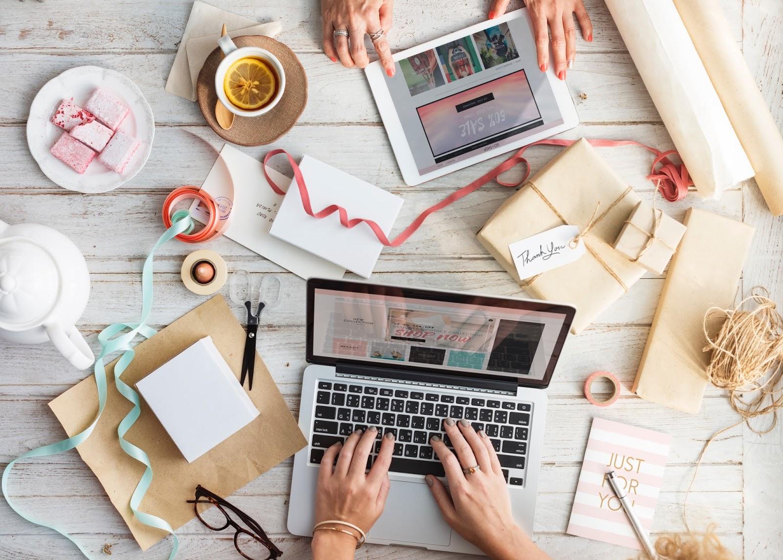 O lado difícil de ser blogueira