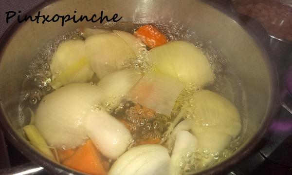 pochas, bacalao, sal, sopas, verduras,sin gluten
