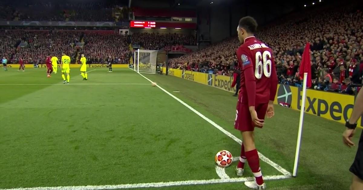 FC Barcelona jetzt allmählich bereit für Eckball durch Liverpool