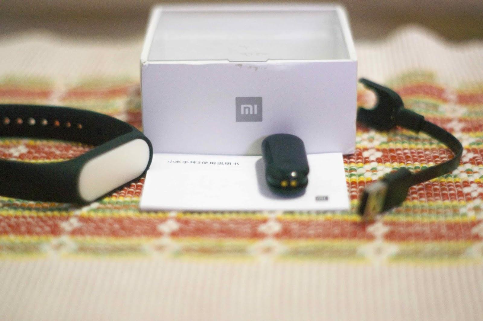 Kelengkapan Xiaomi Mi Band 3