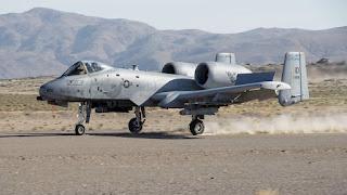 A-10 Thunderbold II