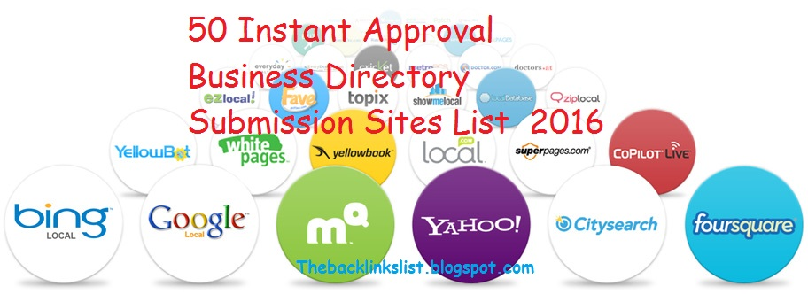 Free Local Business Directory Sites