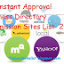 Top 50 Instant Approval Business Directory Submission Sites List 2017