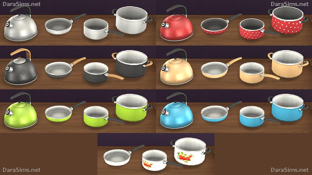 Sims  Kitchen Decor
