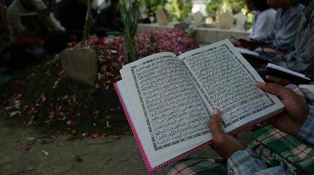 Ketika Mayat dapat Membaca Al Quran di dalam Kubur