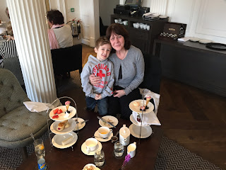 Children's afternoon tea glasgow