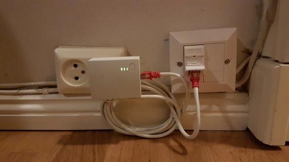 Hvordan etablere Lynet internett i din bolig