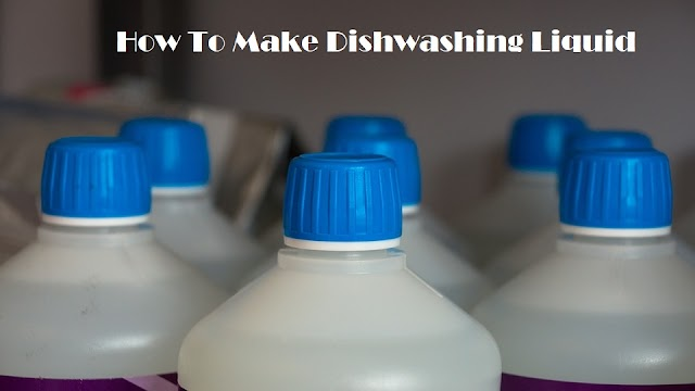 How to make Dishwashing liquid  | Chemical Formula for Dish Washing liquid