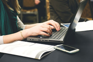 Kerja Freelance Freelance Blogger