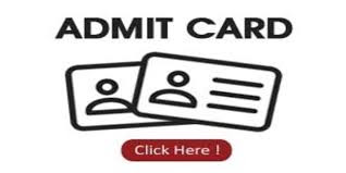 DWSS Punjab Admit Card