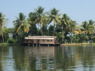 backwaters alleppey kerala
