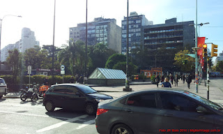 Plaza Fabini | Centro de Exposiciones Subte | Montevidéu