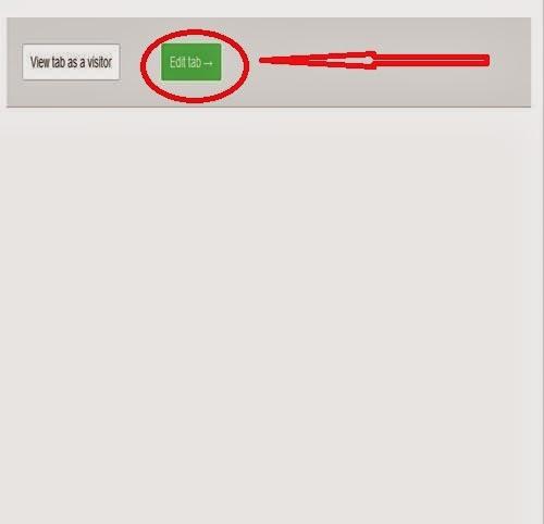 Edit tab on facebook এইচটিএমেল/সিএসএস কোড দিয়ে আপনার ওয়েব সাইট বা মেনু বার আপনার ফেসবুক পেজে যোগ করুন (ফেসবুক পর্ব ১)!!