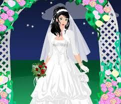 فتاة عروسة الزفه