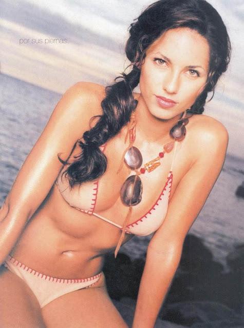 Barbara Mori Revista H Octubre 2001-5