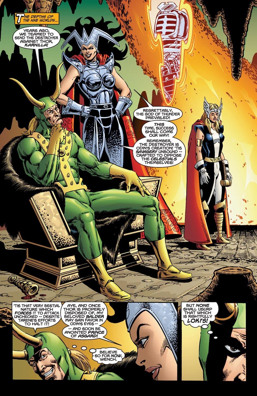 Thor (1998) Issue #37 #38 - English 10