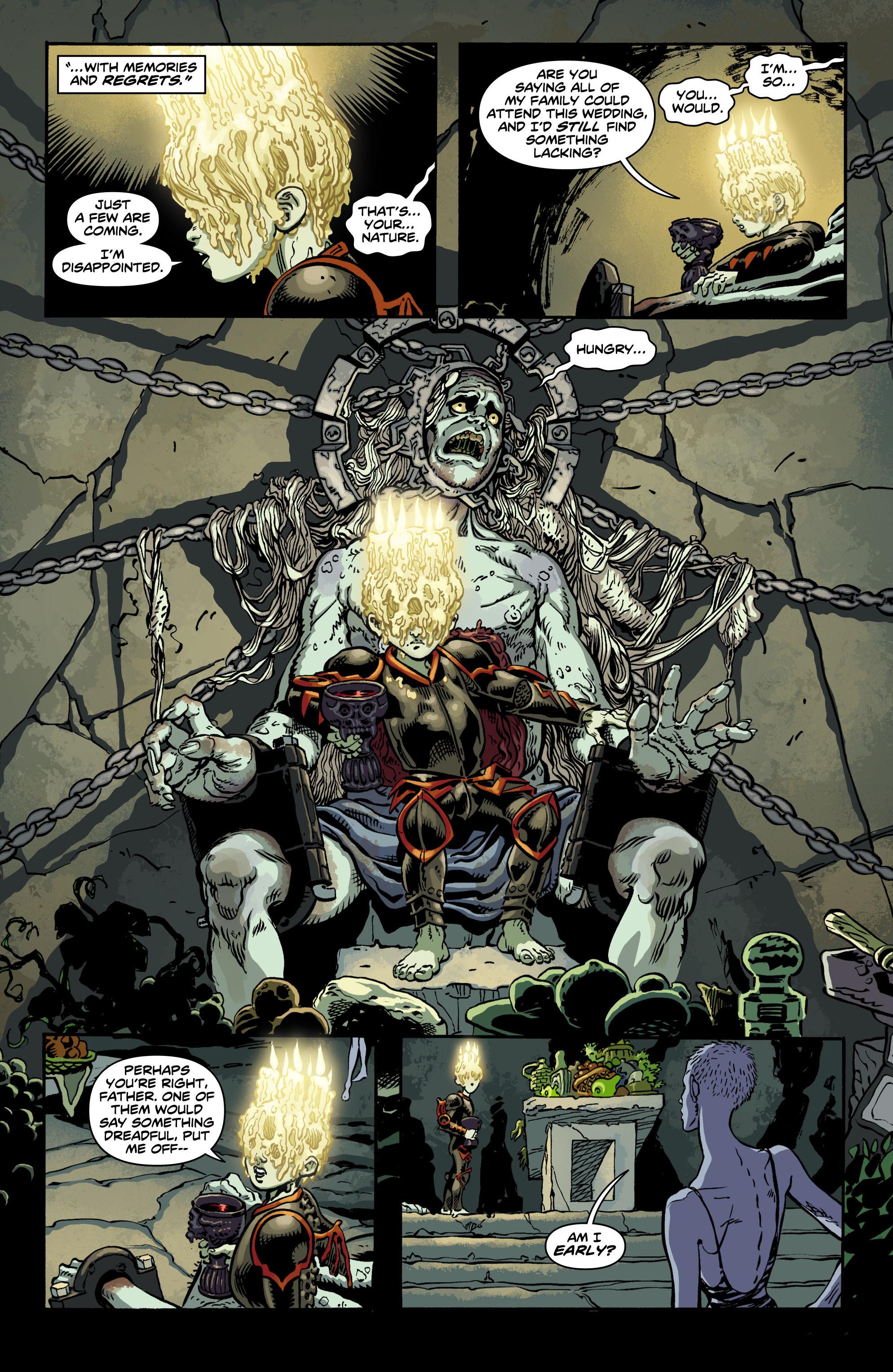 Read online Wonder Woman (2011) comic -  Issue #9 - 12