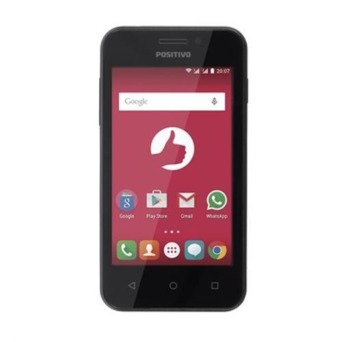 Smartphone Positivo S420 desbloqueado dual chip Android 5.1