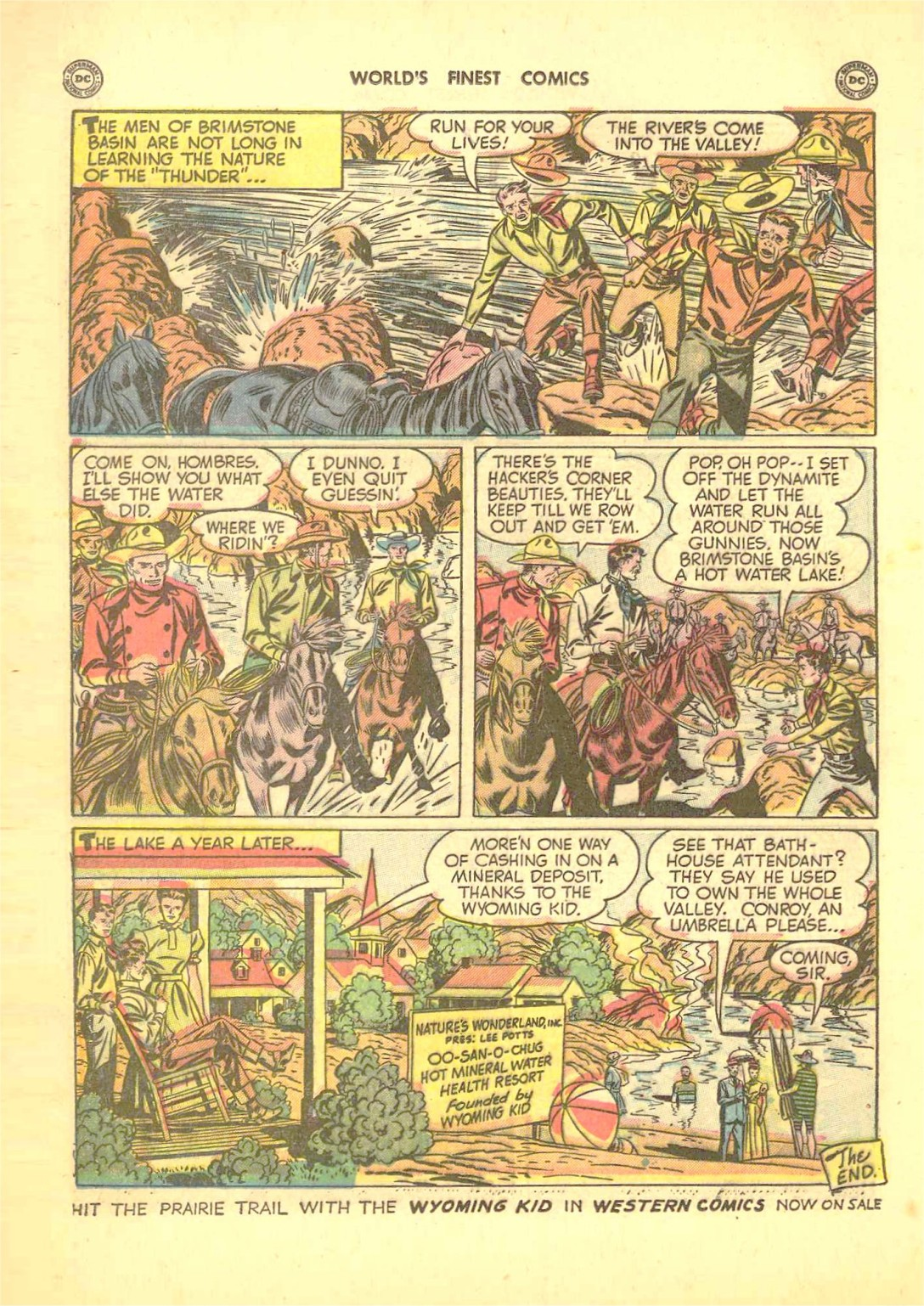 Read online World's Finest Comics comic -  Issue #50 - 48