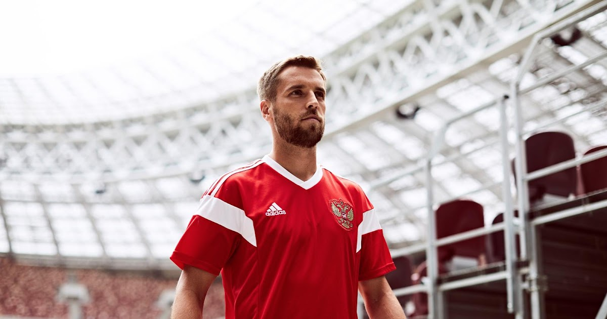 Russia 2018 World Cup Kit Revealed Footy Headlines