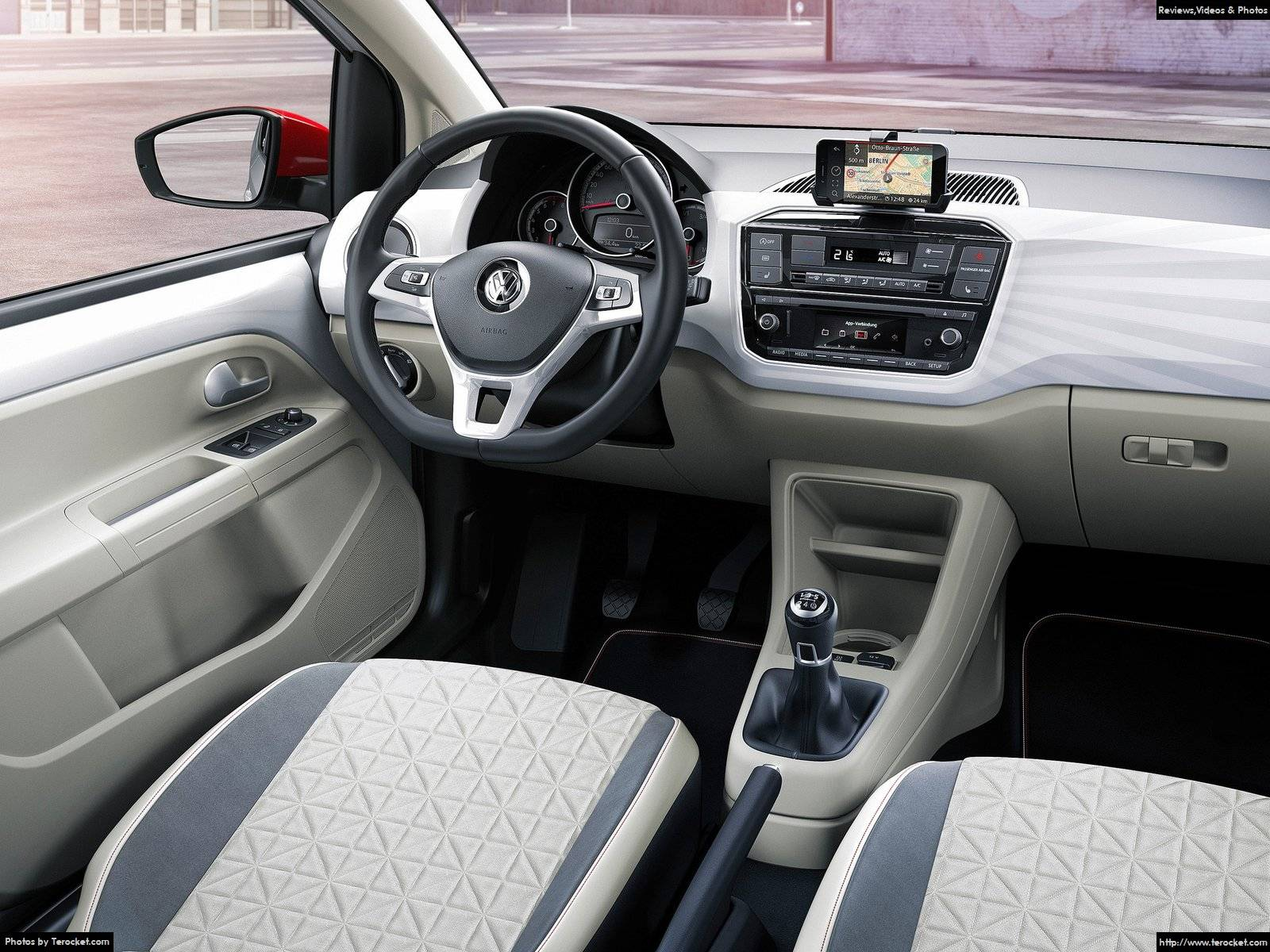 Hình ảnh xe ô tô Volkswagen Up 2017 & nội ngoại thất