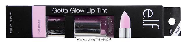 e.l.f. - Magic Lipstick. Gotta Glow Lip Tint. Rossetto che si adatta al colore della pelle.