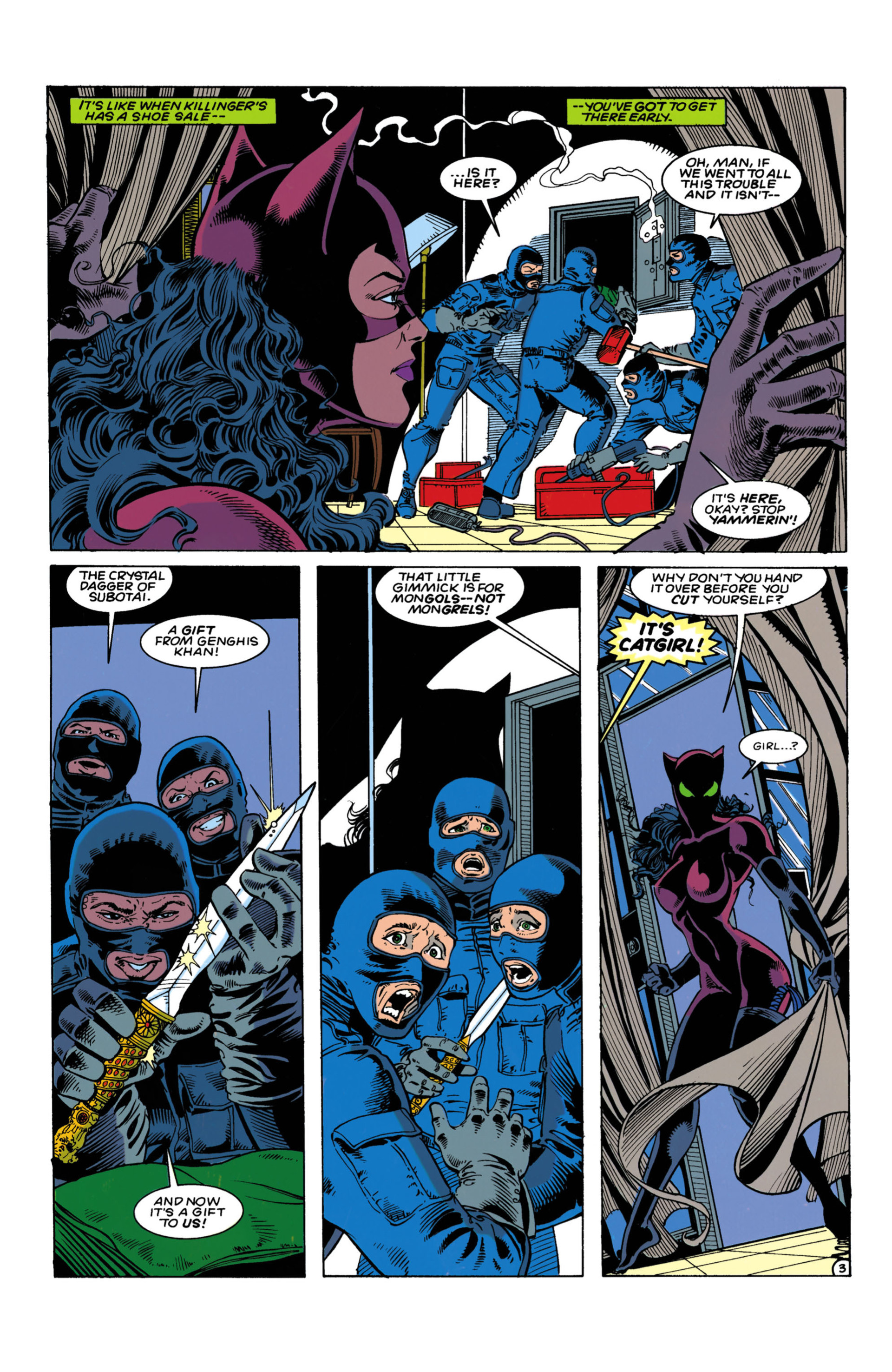 Catwoman (1993) Issue #15 #20 - English 4