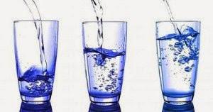 Cara menambah berat badan dengan perbanyak minum air putih