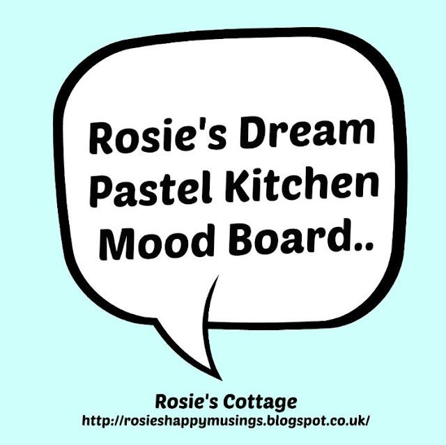 Rosies Pastel Mood Board