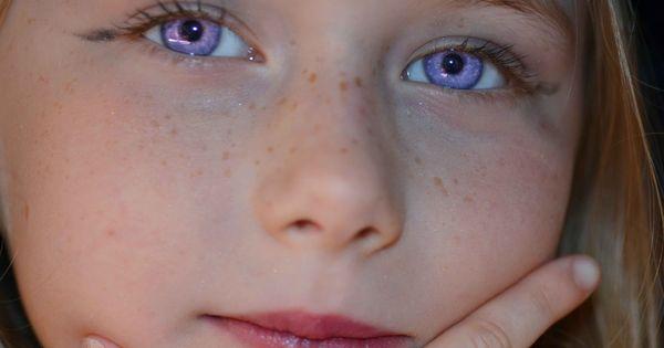 Best of nature: Alexandria Genesis – the Most Beautiful ...  Violet Eyes Mutation