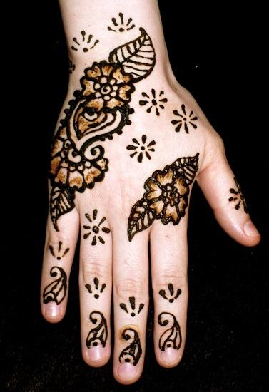 Best Tattoo Design Printable Henna Designs For Hands