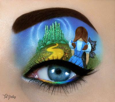 ojos maravillosos