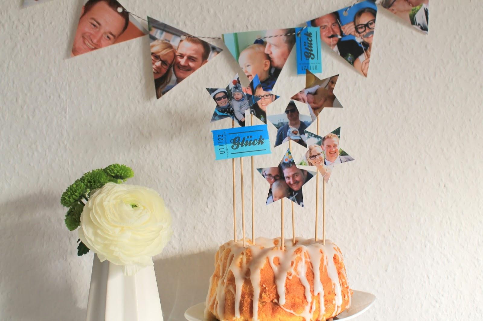 Kleines Freudenhaus Diy Geburtstagsdeko Sternstunden