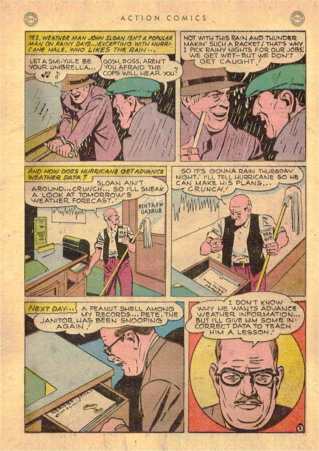 Read online Action Comics (1938) comic -  Issue #107 - 24